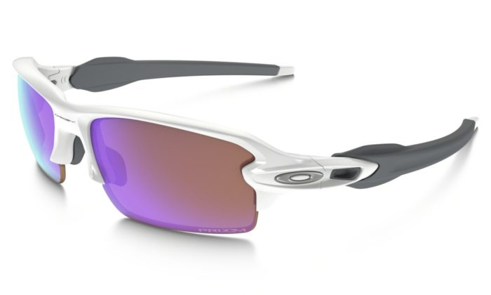 ゴルフで使用する Prizmの偏光サングラス  FLAK™ 2.0 PRIZM™ GOLF (ASIA FIT)