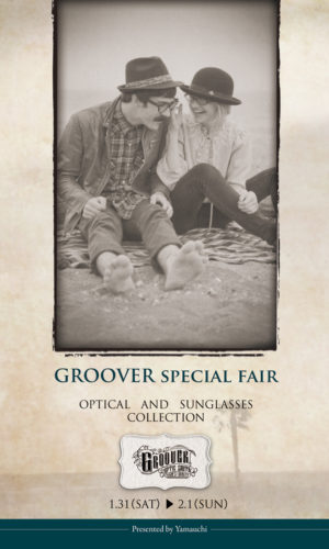 GROOVER Special Fair !!!!!!!