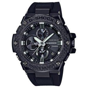 メガネのヤマウチカシオ Gショック G-SHOCK 腕時計 メンズ 新作 Bluetooth GST-B100X-1AJF 入荷