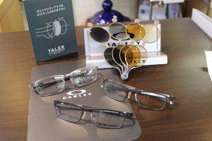 メガネのヤマウチ TALEX(タレックス)×OAKLEY(オークリー)メガネおススメフレームのご紹介