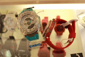 CASIO(カシオ) G-SHOCK ジーショック メンズ腕時計 Gスチール GST-410-2AJF 入荷!!