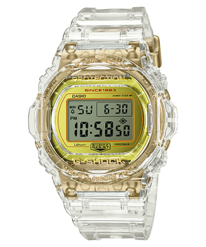 追加入荷!!CASIOカシオ G-SHOCK 35th Anniversary GLACIER GOLD