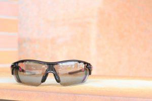 お客様ご注文品OAKLEY(オークリー)RADAR LOCK EDGE 度付き偏光レンズオーダーサングラスのご紹介