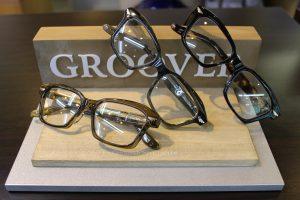 メガネのヤマウチ GROOVER(グルーバー) VASSEL(ベッセル) 新作入荷のお知らせ