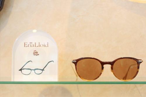 お客様ご注文品 Enalloid (エナロイド)調光サングラスのご紹介