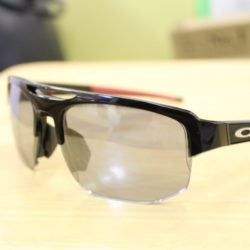 お客様ご注文品 OAKLEY  MERLENARY × 純正度付きサングラス