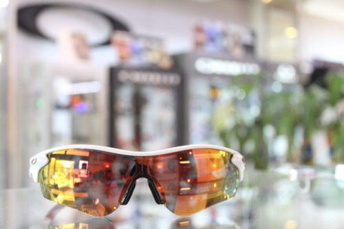 お客様ご注文品 OAKLEY RADARLOCK 度付きミラーサングラスのご紹介